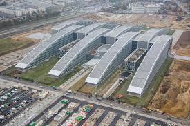 otan siege solutions architecturales pour la façade du nouveau siège de l otan