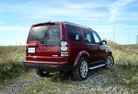 land rover lr4 2016 review 2016 land rover lr4 hse lux canadian auto review