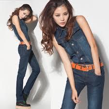 Jeans Jumpsuit For Womens Denim Jumpsuit Women