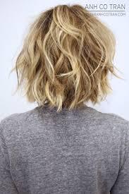 medium length hair styles shorter in he back longer in the front short hairstyles 21 textured choppy bob hairstyles short