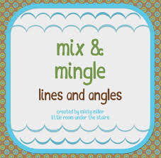534 best math angles points lines and rays images on pinterest