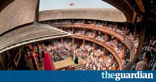 globe theatre to get sister building with a roof stage the