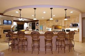 cathedral ceiling kitchen lighting ideas big kitchen design bibliafull com