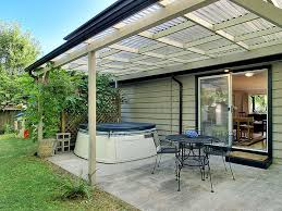 Outside Patio Covers by Need To Make My Patio Cover This Nice Even With The Same Plastic