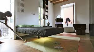 suspended bed letto fluttua copy beds pinterest suspended bed smart