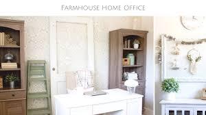 farmhouse style home farmhouse style home office tour youtube