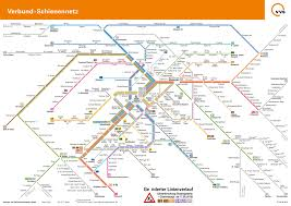 Mexico City Metro Map by Stuttgart Metro And Rail Map