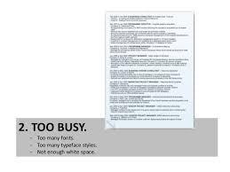 resume white space design a good resume