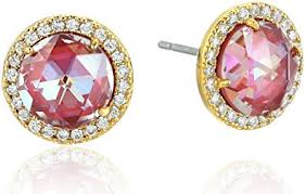 earrings ideas kate spade new york bright ideas pave halo berry stud