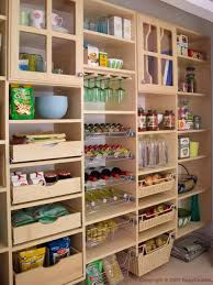 Kitchen Pan Storage Ideas by Organization And Design Ideas For Storage In The Kitchen Pantry Diy