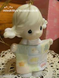 precious moments ornament 4003161 dated 2005 may your be so