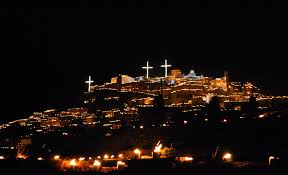 easter traditions in usa in santorini there are a few