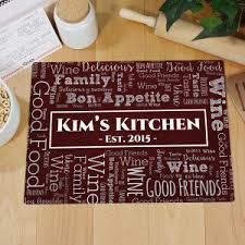 personalized glass cutting board mothers day gifts for the kitchen personalized kitchen gifts