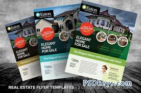 free real estate flyer templates real estate flyer templates 16562 free photoshop vector