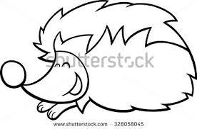 hedgehog cartoon stock images royalty free images u0026 vectors