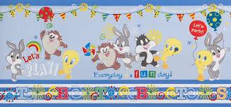 Discount Wallpaper Border Baby Looney Tunes Wallpaper Border