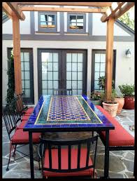 Used Patio Furniture For Sale Los Angeles by Furthur Mosaic Tables Furniture Gifts And Decor