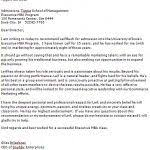 sample recommendation letter for student how to write a