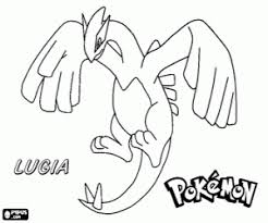 pokemon coloring pages lugia pokémon coloring pages printable games 2