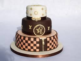 Louis Vuitton Cake Decorations Galleries Birthday Cakes Donna Jane Cakes