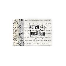 personalized wedding platters museware personalized wedding invitation scroll platter kimman s