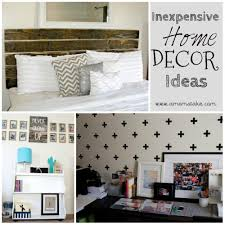 inexpensive ways to decorate your home a mom u0027s take