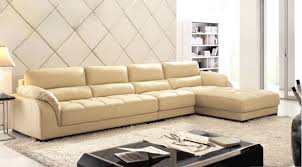 Sofas With Chaise Lounge Sectional Sofa With Chaise Leather L Shaped Intended For