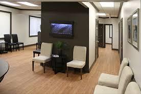 berner chiropractic office interior design