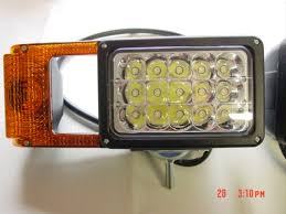 meyer snow plow replacement lights led replacement b61106 blizzard headlight snow plow light set 780