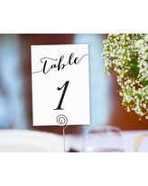 Wedding Table Cards Black Friday Sales On Greenery Table Numbers Greenery Table