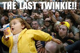 Running Girl Meme - the last twinkie chubby bubbles girl know your meme