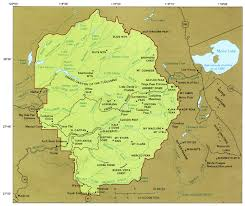 National Park Map Usa by Yosemite National Park Facts And History