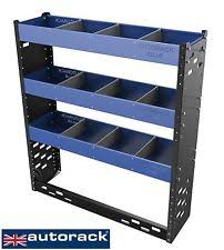 scaffali per furgoni usati scaffalatura interna per furgoni ebay