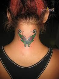 the 25 best neck tattoos for women ideas on pinterest back of
