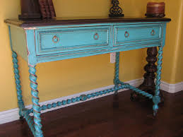 teal accent table turquoise accent table