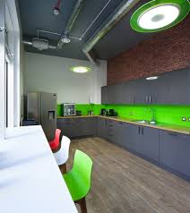 Pooja Room In Kitchen Designs by Modular Kitchen Design For Small Modern Pooja Room L Shaped
