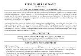 download instrumentation engineer sample resume
