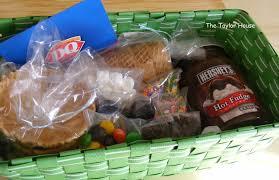 Ice Cream Gift Basket Ice Cream Teacher Appreciation Gift The Taylor House