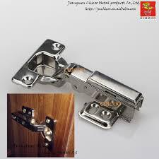 Hinges Kitchen Cabinet Doors Door Hinge Stainless Steel 304 Overlay Furniture Hinge