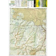 Winter Park Colorado Map by National Geographic Winter Park Central City Trails Illustrated