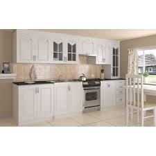 les cuisines equipees les moins cheres cuisine complète 320 cm dina blanche moderne achat vente