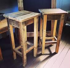 bar stool outdoor pallet bar stool shipping not included pallet bar stools