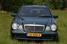 1998 mercedes benz e55 amg stationwagon w210 stuurman classic