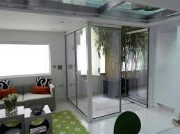 room divider partition sliding glass dividers in home office the