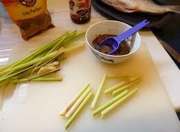 comment cuisiner la citronnelle dorade à la citronnelle la recette facile par toqués 2 cuisine