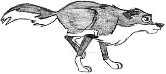 balto coloring pages balto running by tayyangwolf on deviantart