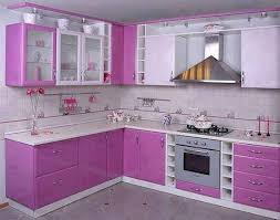 purple kitchen decorating ideas purple and pink kitchen colors adding retro vibe to modern kitchen