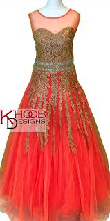 gown design gold gown khoob designs asian designer fashion house
