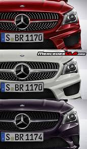 mercedes color options mercedes s attention to detail color matched grills