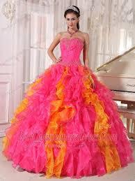 quinceanera pink dresses hot pink quinceanera dresses hotpink sweet 16 dresses